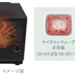 NE-MS267とNE-FS300の6つの違い!センサーや解凍機能。